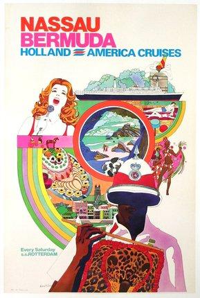Nassau & Bermuda, Holland America Cruises