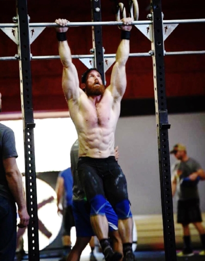 Crossfit Chief Owner & Coach Scott Blankenship