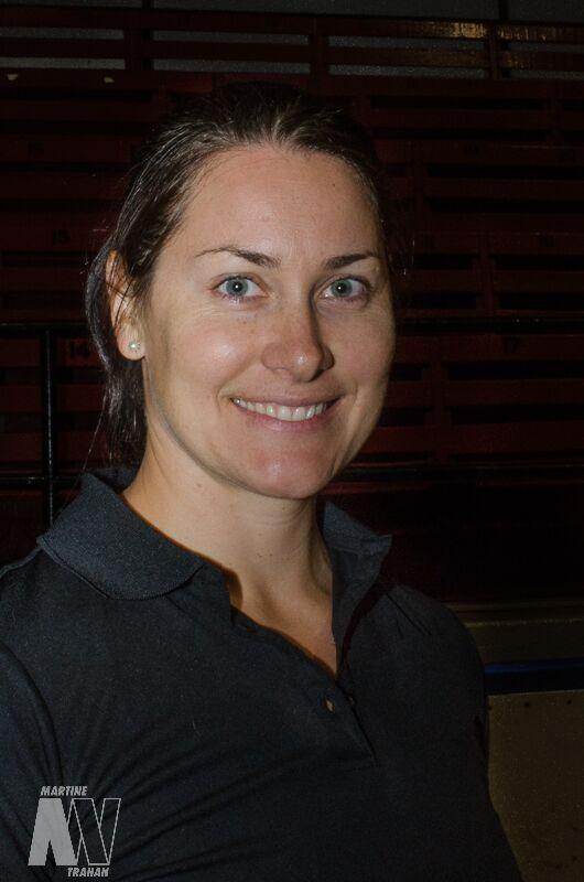 Chrystèle Roy-L'Ecuyer  Entraîneuse Sport-études junior et responsable de la Voie Olympique  Profil à venir...