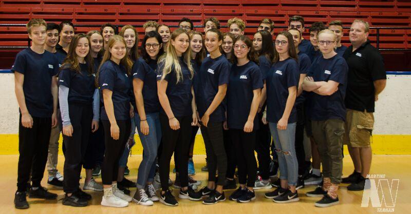 Groupe sport-études junior