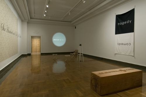 Exhibition view  north gallery