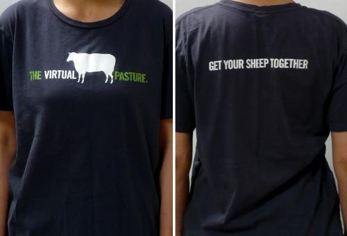 Fundraising tee-shirt 2009