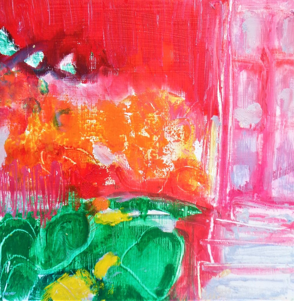Studio Lilies and Squash