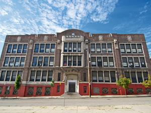 Lea Elementary, 47th & Locust, West Philly