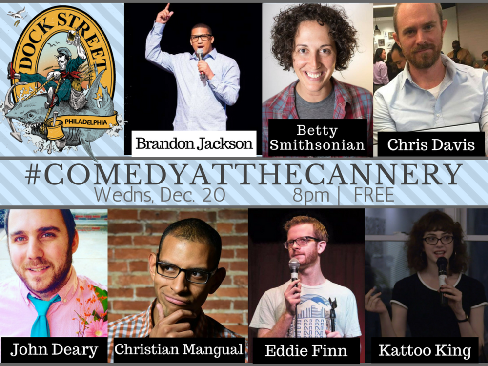 December #COMEDYATTHECANNERY full lineup.png