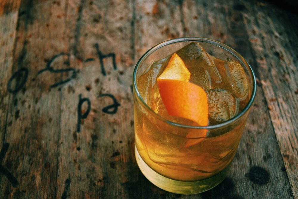 Dock Street Cannery Milk Punch / Photo by Sydney Countie