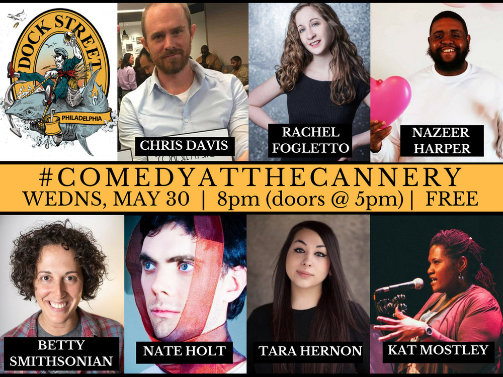 MAY #COMEDYATTHECANNERY.jpg