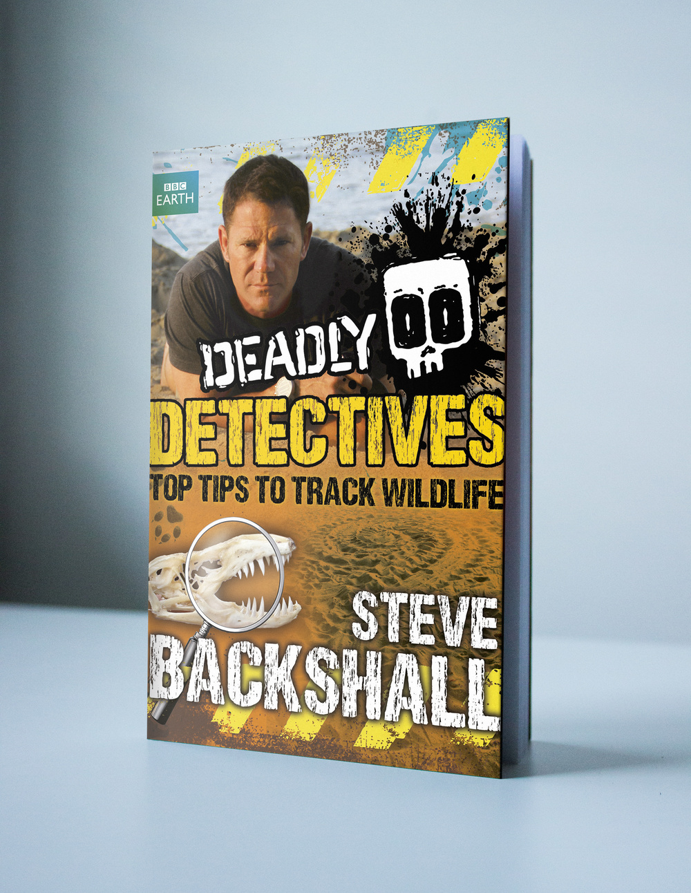 Steve Backshall Deadly Detectives
