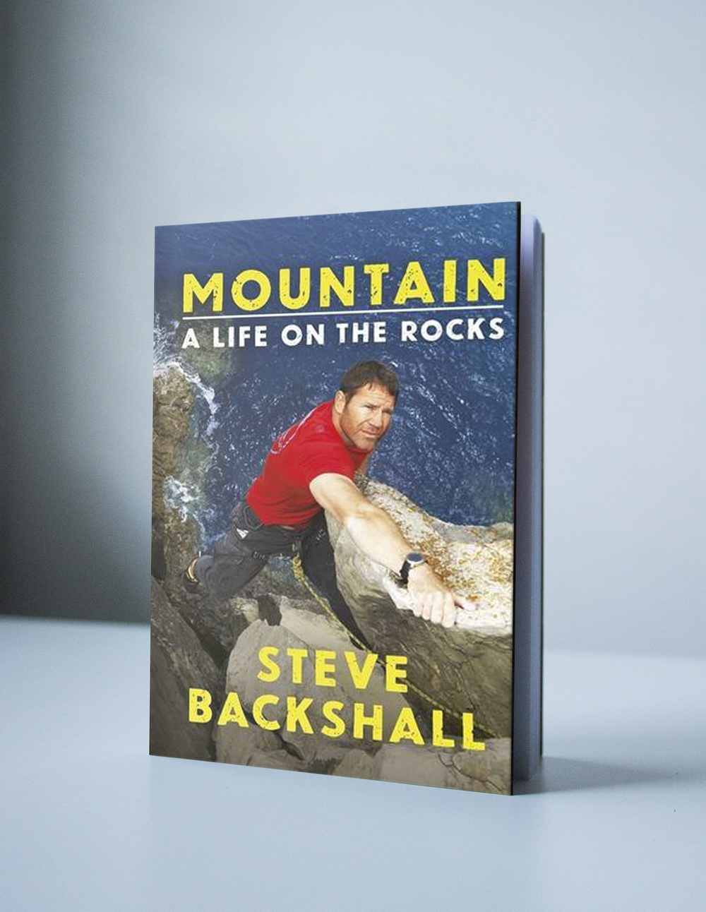 Steve Backshall Mountain A Life On The Rocks