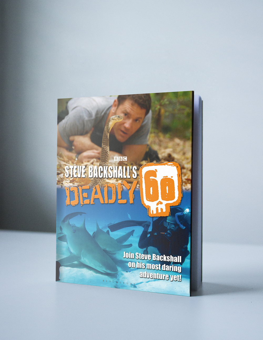 Steve Backshall Deadly 60