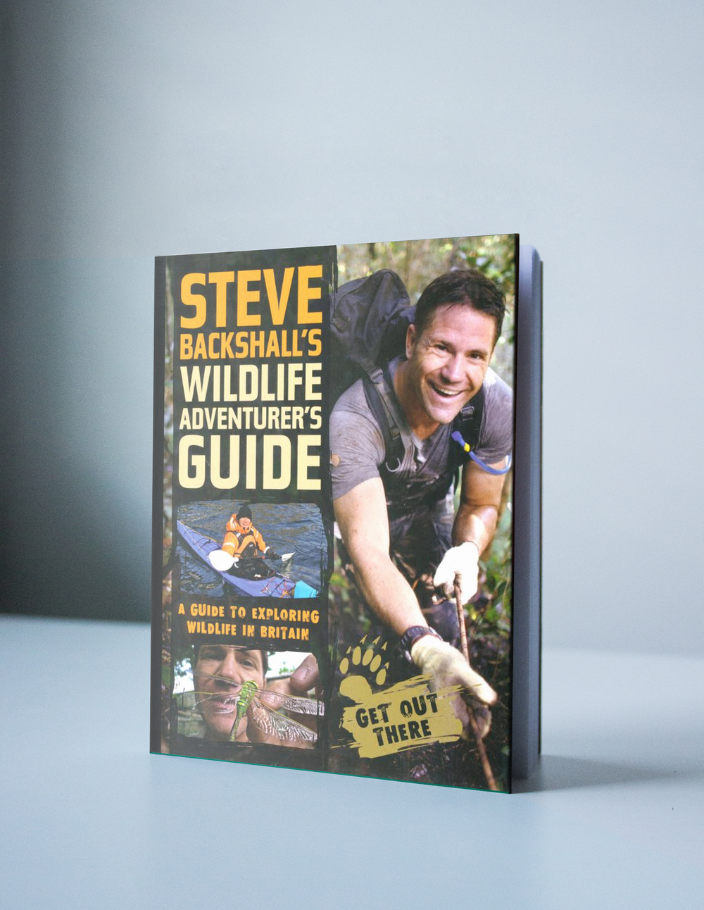 Steve Backshall Wildlife Adventurer's Guide