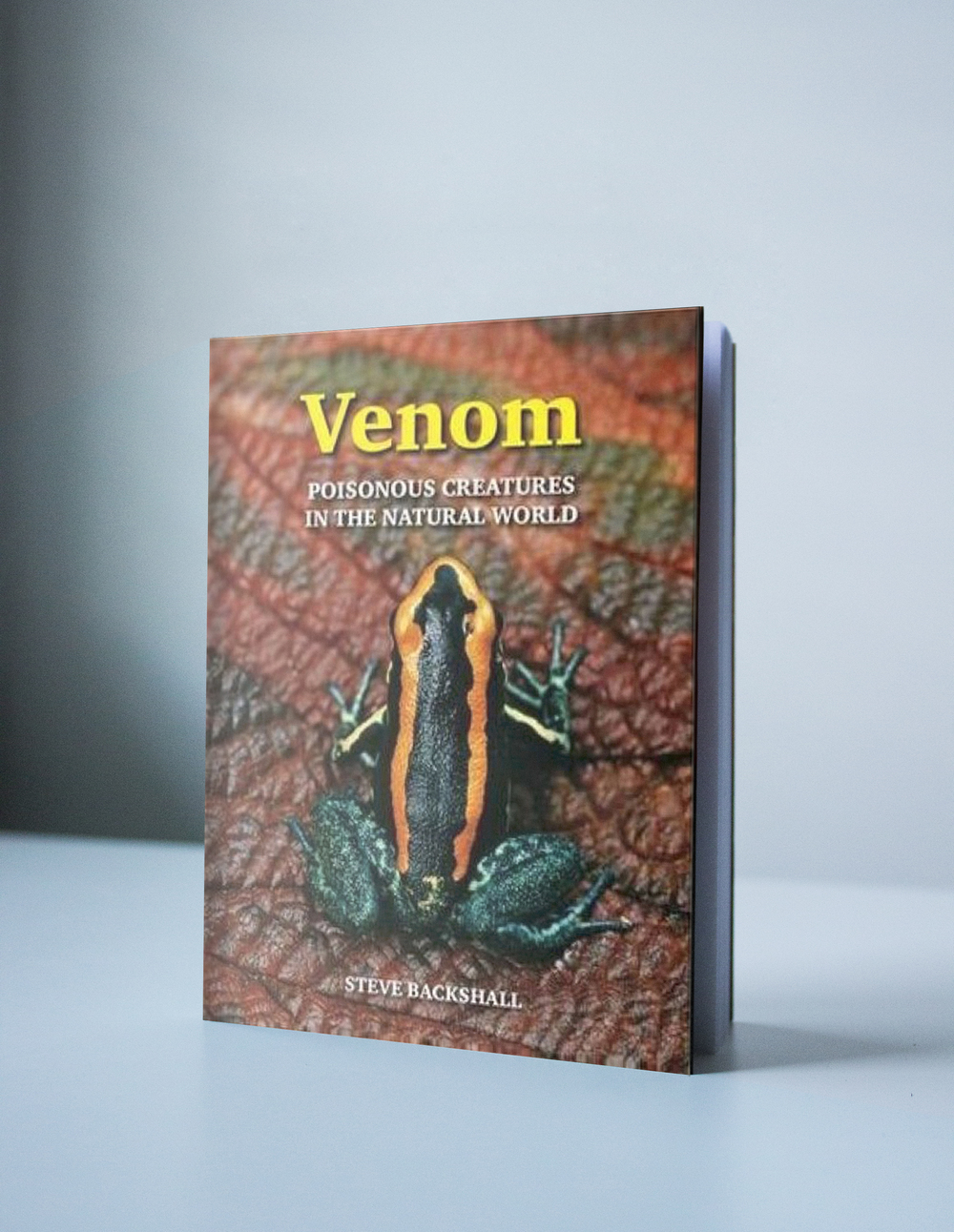 Steve Backshall Venom