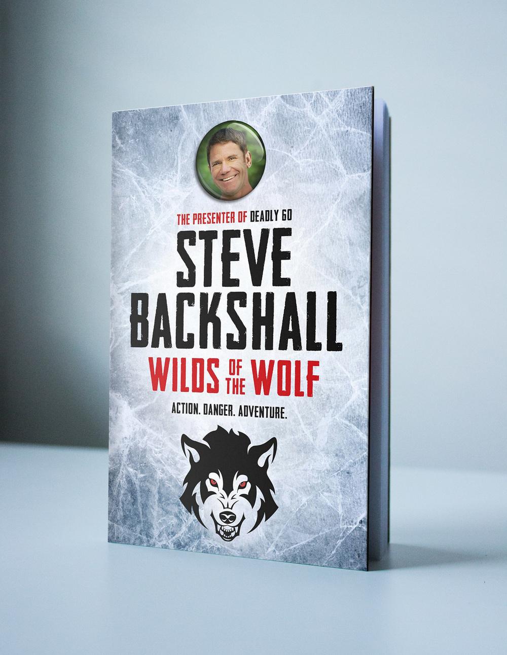 Steve Backshall Wilds Of The Wolf