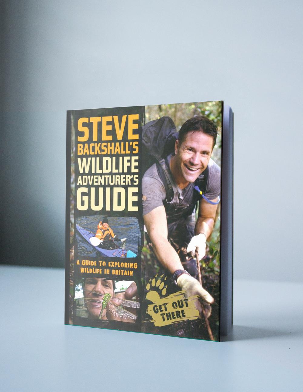 Steve Backshall Wildlife Adventurer's Guide