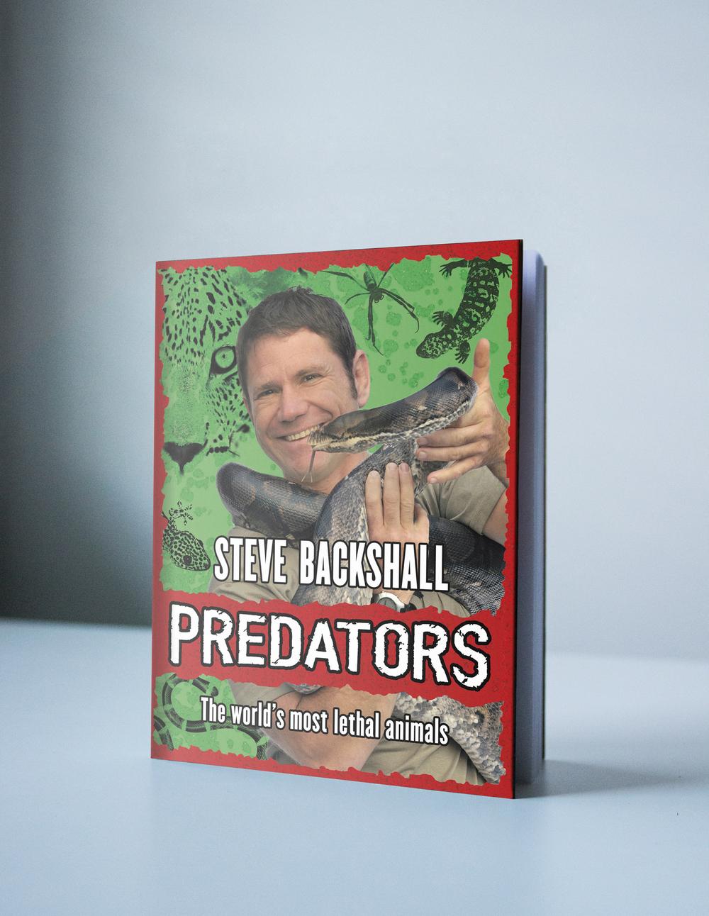 Steve Backshall Predators