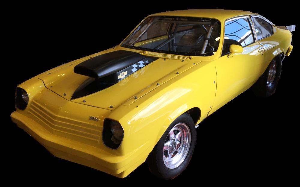 1975 Chevrolet Vega Race Car