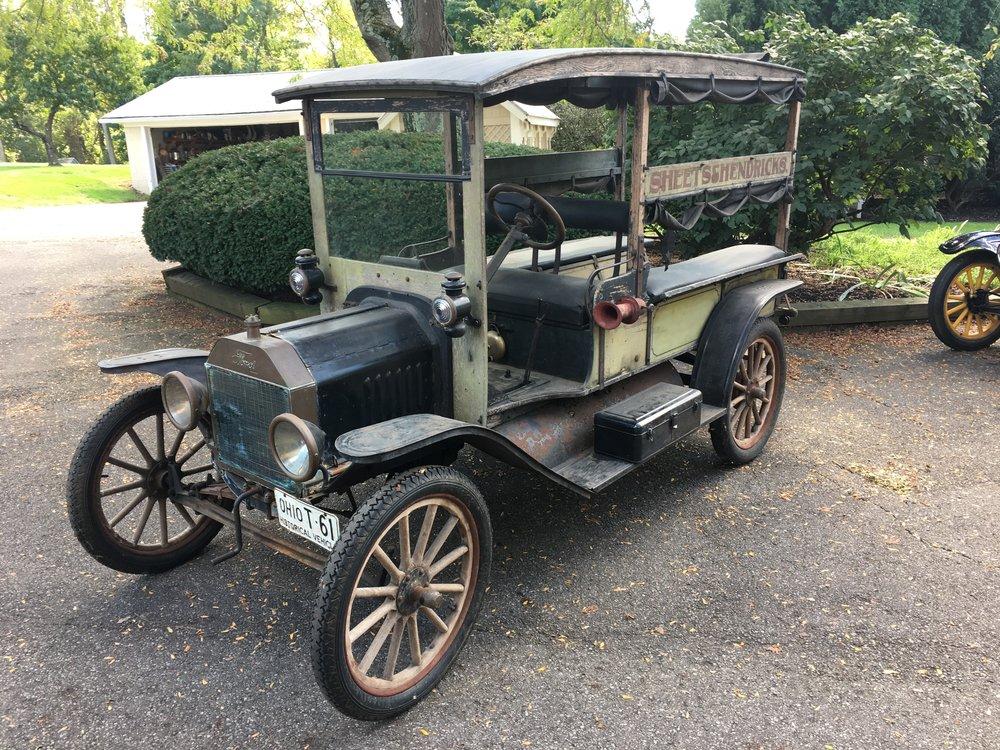 1914 Ford Model T Huckster