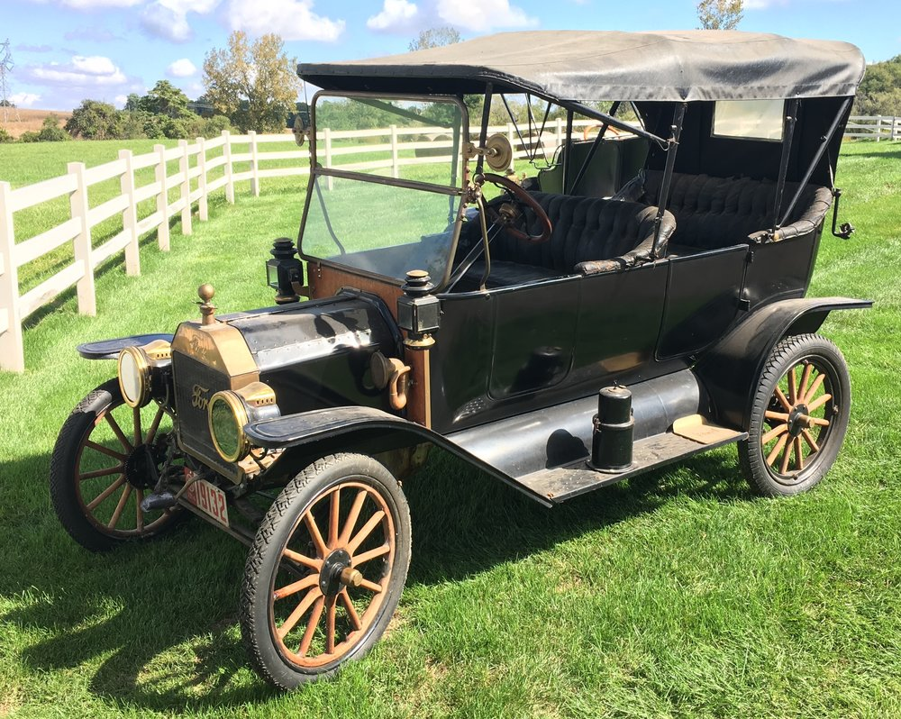 1914 Model T Touring
