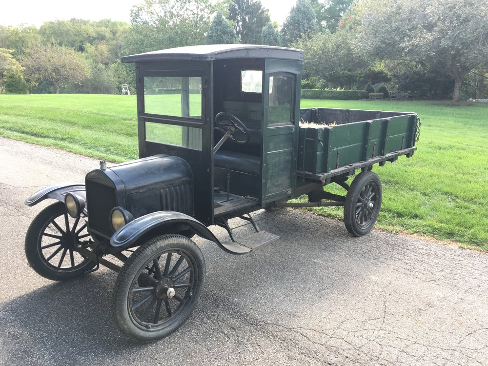 1923 Ford Model TT Stakebed Truck