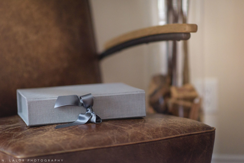 The handmade linen presentation box I offer to my photography clients as part of the Luxury Collections.