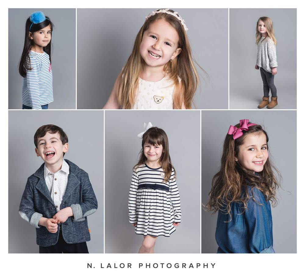 Fashion studio portraits for Ella & Henry's Spring clothing. Photo by N. Lalor Photography. New Canaan, Connecticut.