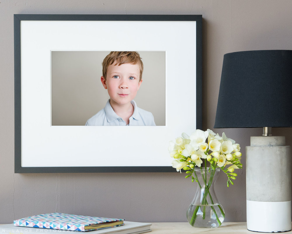 Frame & setting photo by David Rathbone