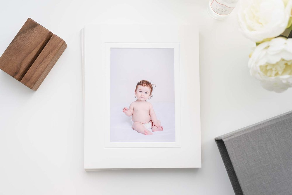 N. Lalor Photography print products - the double-matted print