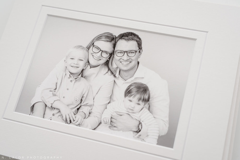 Family together. Family portrait session with N. Lalor Photography in Greenwich, Connecticut.