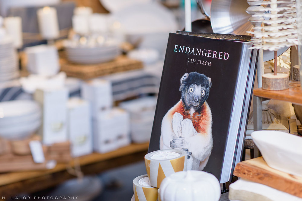 Back 40 Mercantile product details - book, in Old Greenwich, Connecticut. Image by N. Lalor Photography.