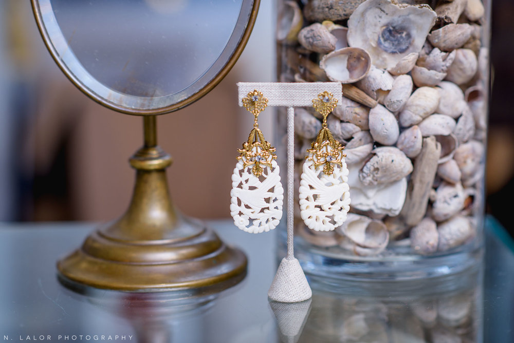 Back 40 Mercantile jewelry detail, in Old Greenwich, Connecticut. Image by N. Lalor Photography.