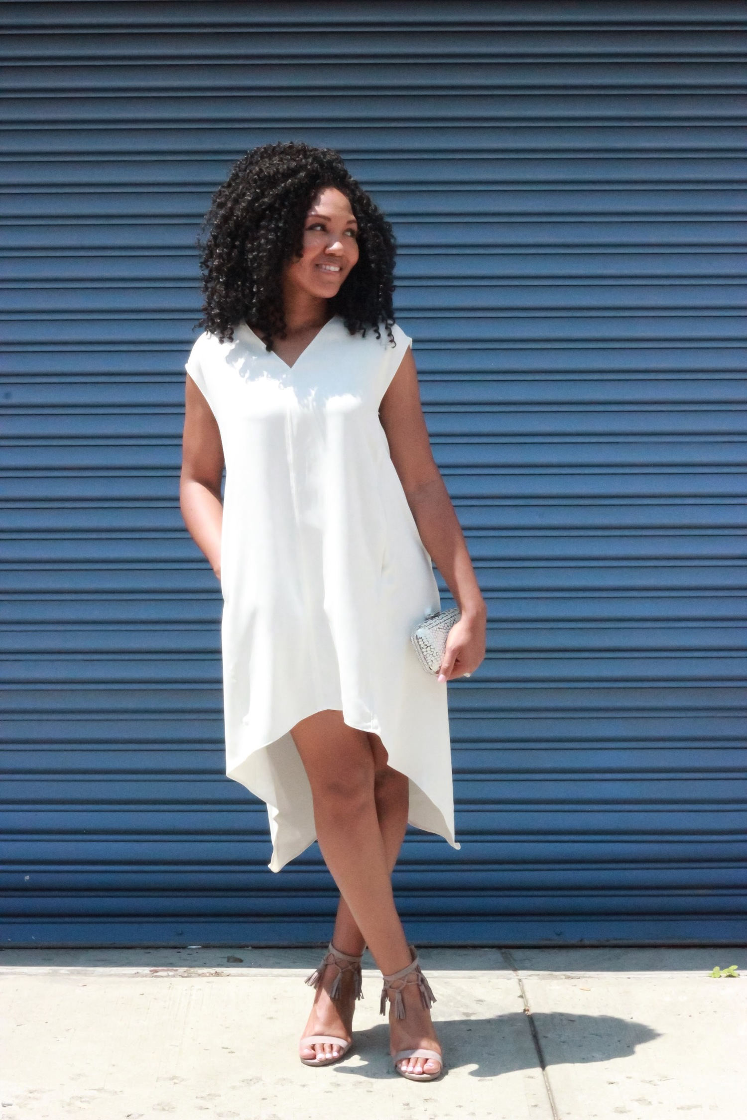 Summer Trends Series: All White Party Attire — LuxeLeBlanc