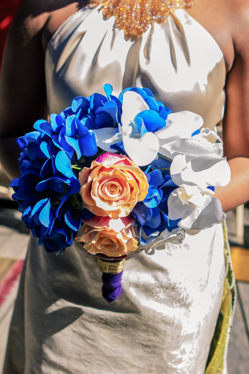 Luxe LeBlanc_Wakandan Wedding_Bridal Bouquet.jpg