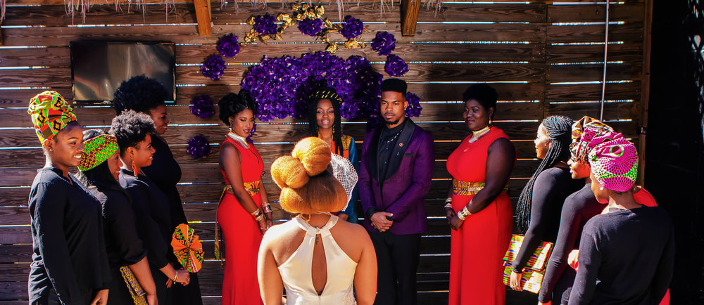 Luxe LeBlanc_Wakandan Wedding_Bridal Party and Guests 2.jpg