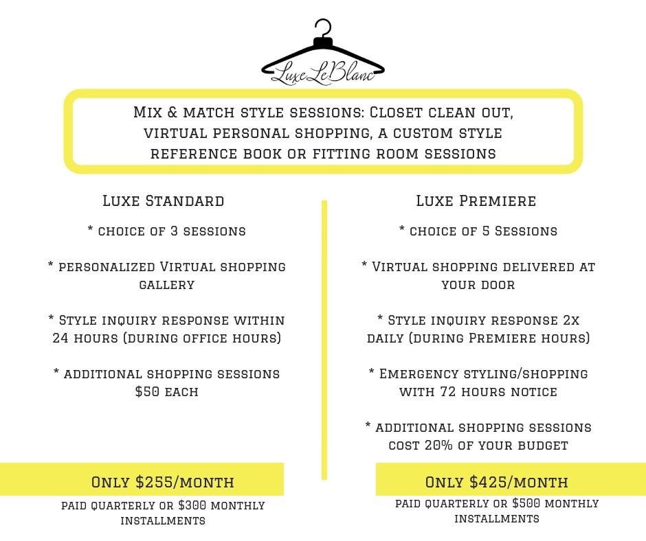 Luxe LeBlanc Style Subscription Price Card.jpg