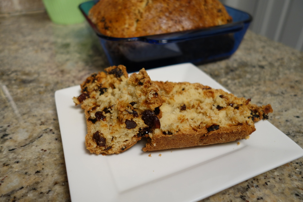 Mrs. C's Irish Soda Bread