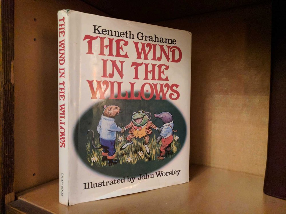 The book that inspired the restaurant name that certainly makes one raise an eyebrow!