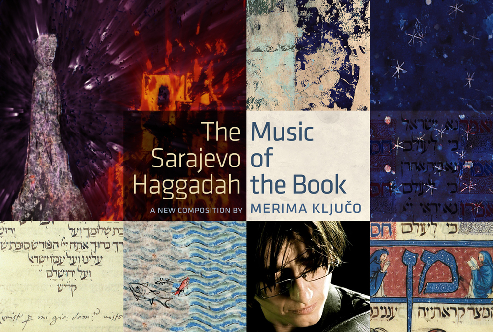 Photo: Harry Bromley-Davenport; Art: Bart Woodstrup;  The Sarajevo Haggadah : Published for Levenger Press by The Overlook Press, 2008)