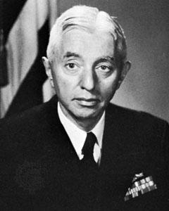 Admiral Hyman G. Rickover (1900 - 1986)