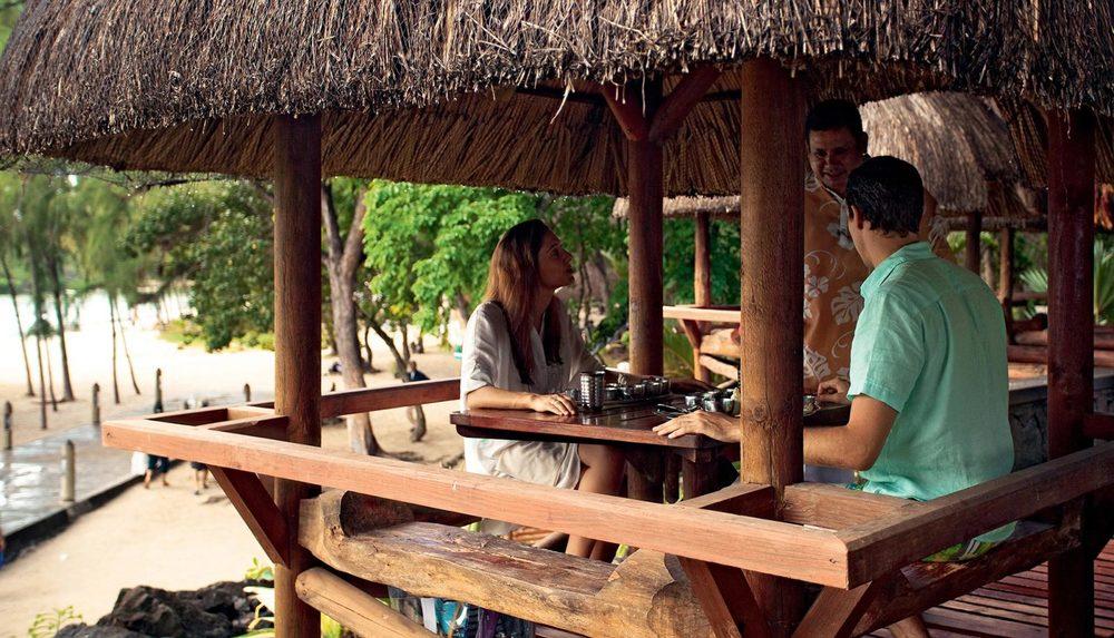 La Chaumiere Masala Restaurant - Ile aux Cerfs Leisure Island
