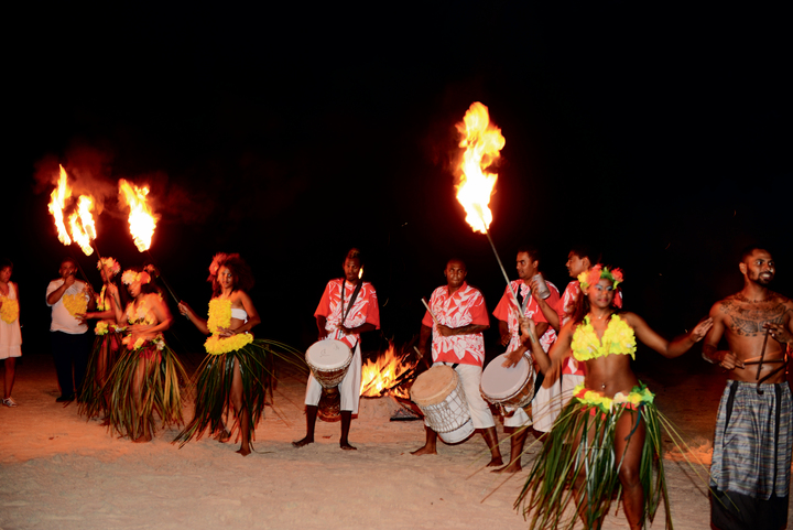 Events at Ile aux Cerfs Leisure Island