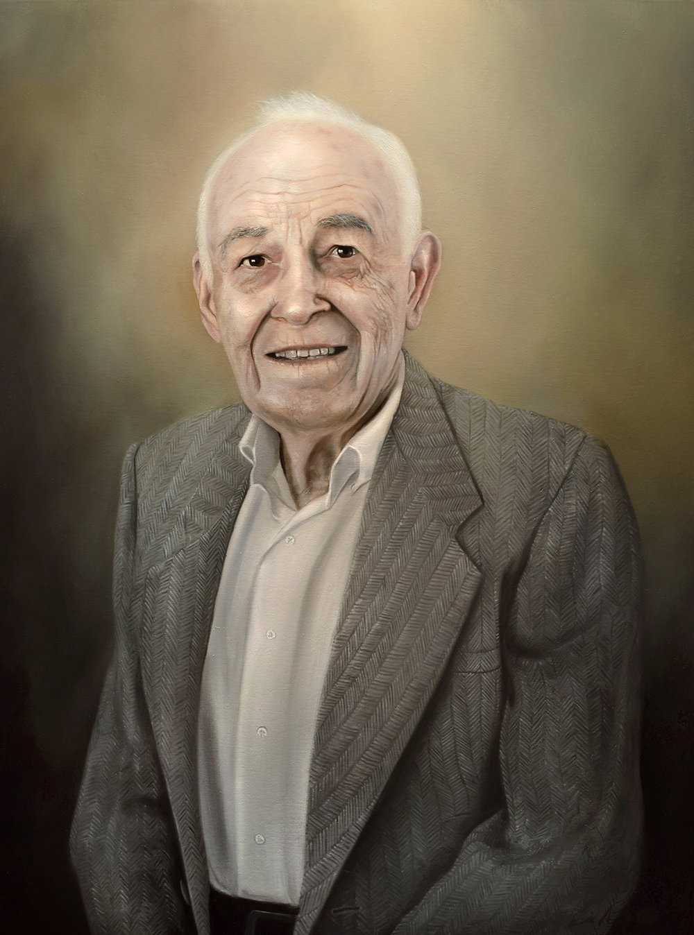 Portrait of philanthropist Rob Harrell