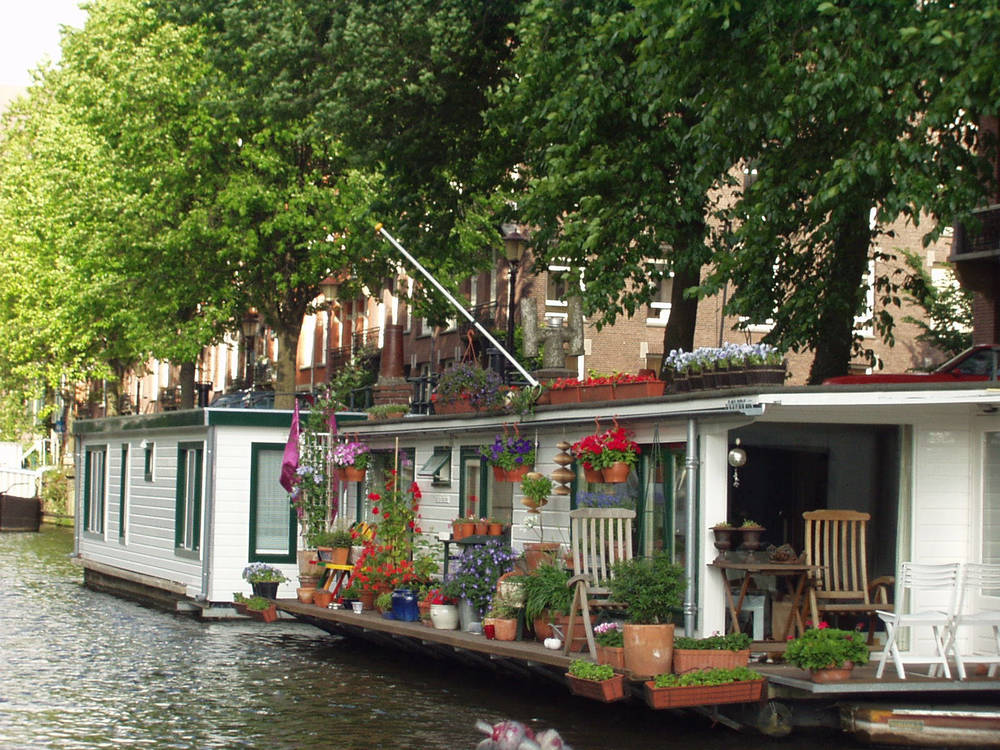 My dream house, Amsterdam, the Netherlands.