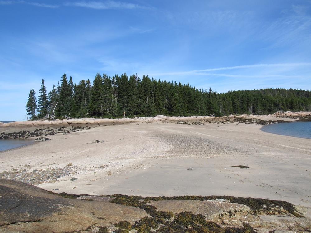 Barred Island Preserve, Deer Isle, ME