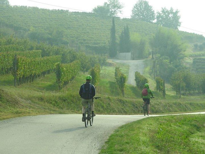 Organisator for seks vennepar på høsttur til Piemonte i oktober