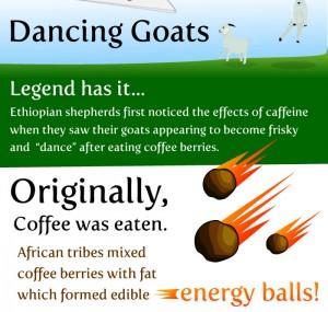 Dancing Goats