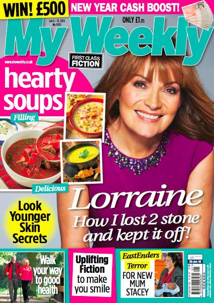 Lorraine My Weekly.jpg