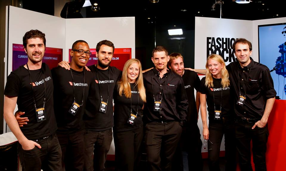 production manager for fashion rocks backstage 2014 - Fashion Production Manager