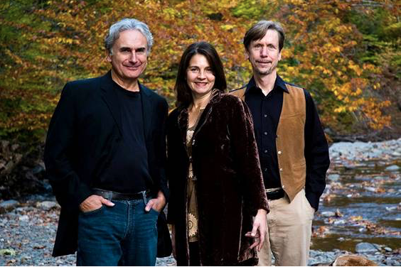 Raphael Garritano, Cornelia Logan, and David Budd