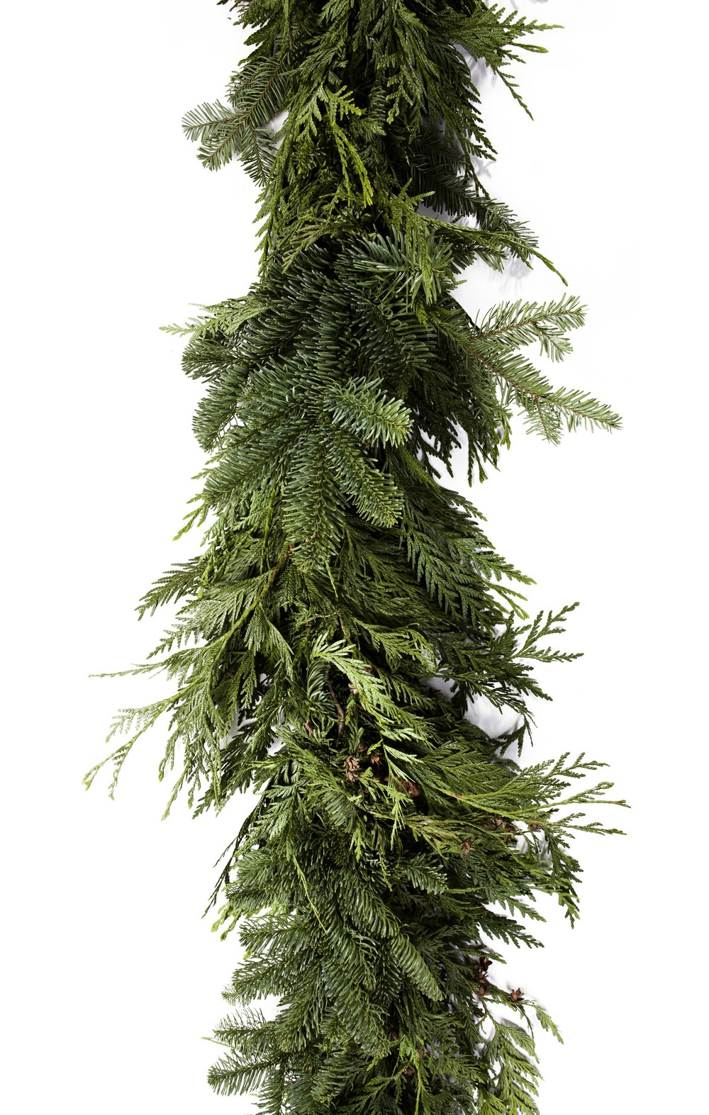 Mixed Evergreen Garland