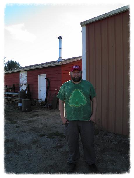 Erik Granstrom, Age 35, 2014.